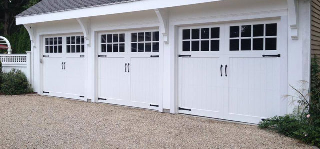 Garage door repair Ridgefield CT