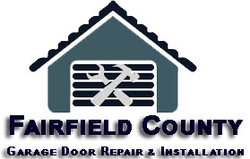Logo Fairfield County Garage Door Repair & Installation