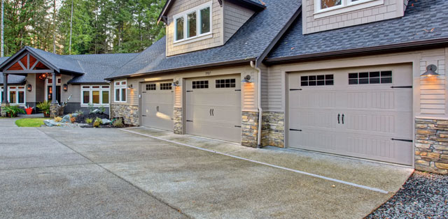 Garage door Ridgefield CT